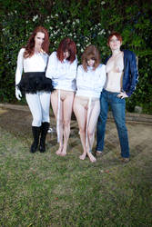IMG 9621 Melody Jordan Odiel Ginger Snaps Lily Cad by industrybyrick