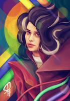 Rainbows rain - Composition