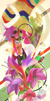 Floreal Composition 1