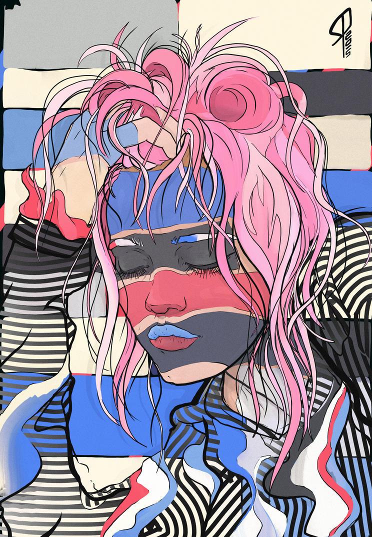 Emotional Pattern : Take a nap... by colorcaust