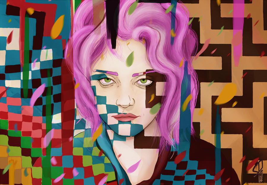 Matrix Perception by colorcaust