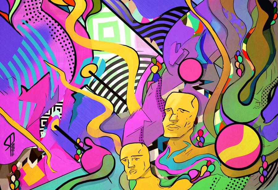 jazz doodle by colorcaust