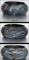 Hippogryph bracelet