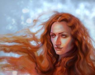Stella's portrait