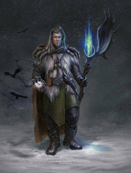 Northern Mage