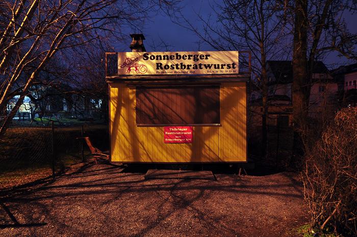 Bratwurscht. by analogphoto