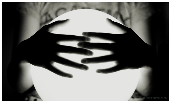 Lilys Hands on the Moon by analogphoto