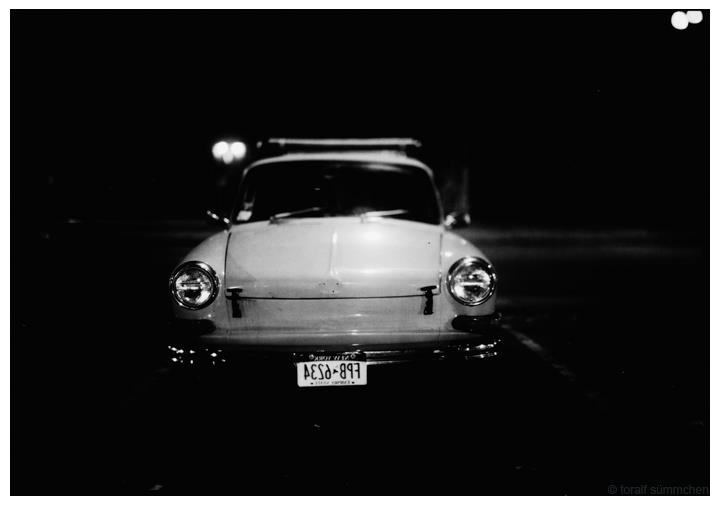 BQE Volkswagen Automatic. by analogphoto