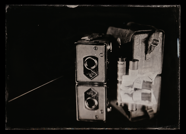Agfa Box 44 by analogphoto