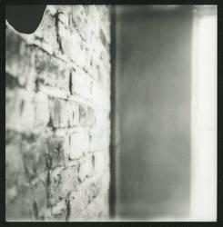 untitled brick wall by analogphoto