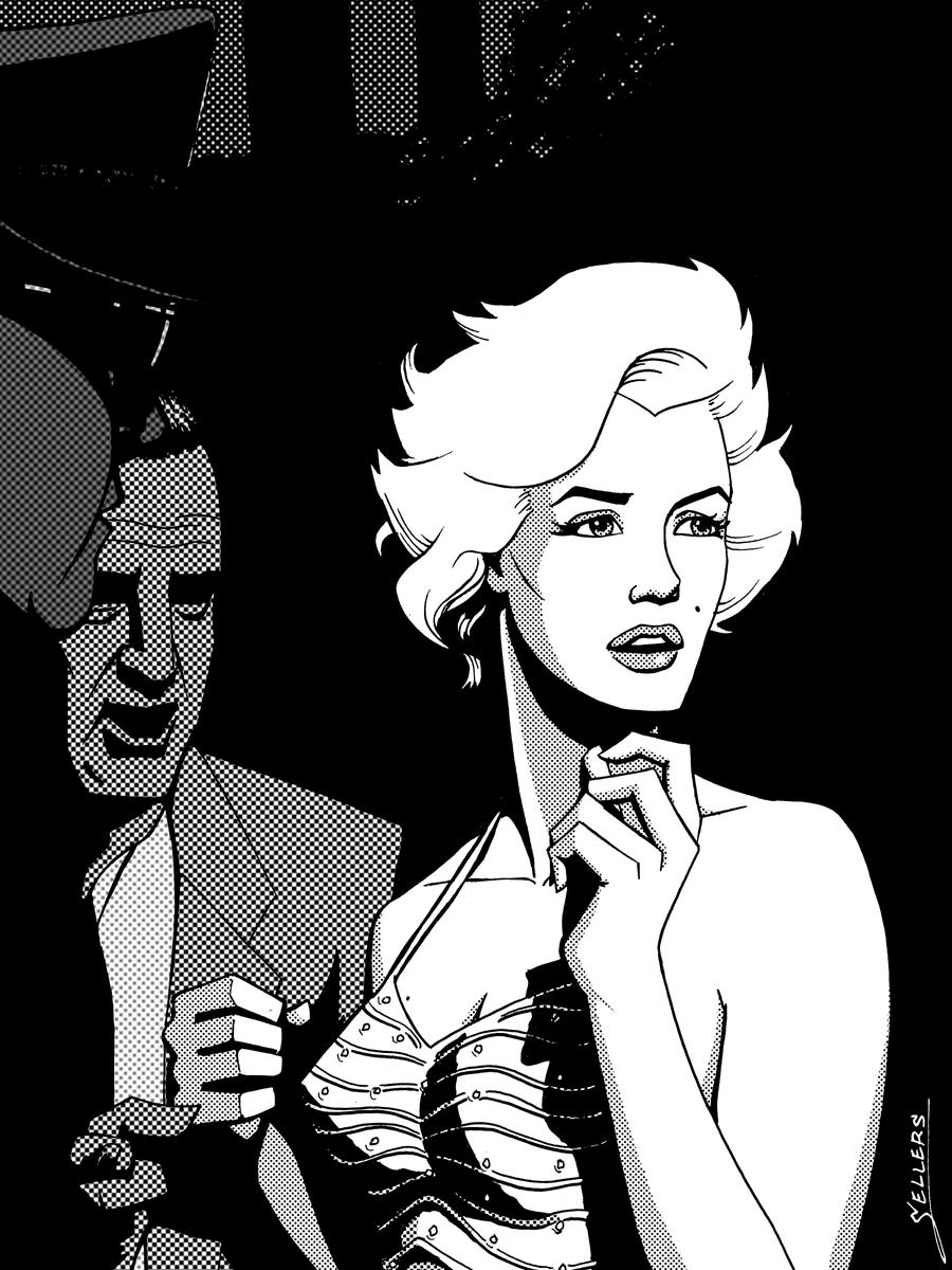 marilyn monroe sex comics