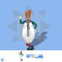 BowlingMan Character