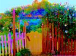 Fairy Gate by KittenDiotima