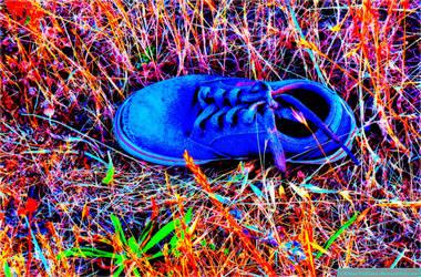 Shoeless Child by KittenDiotima