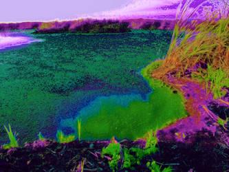 Black Lagoon by KittenDiotima