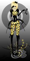 Lady Gaga by Chibi-Kawaii