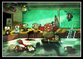 Tribute To BioShock by I274