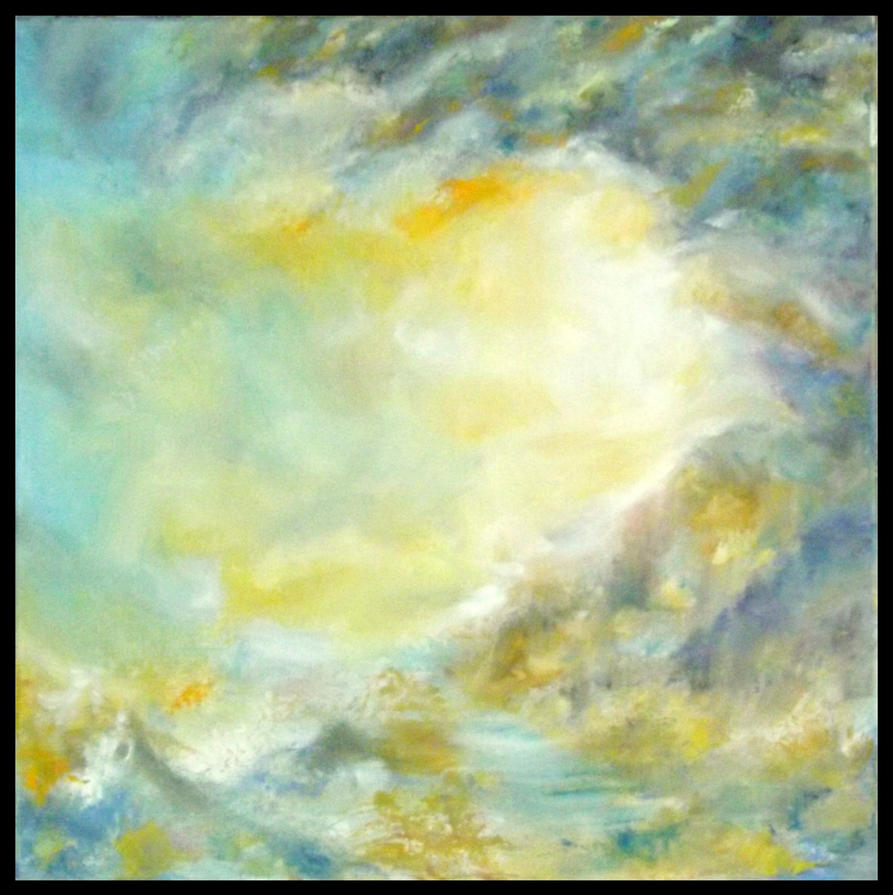 In the mist (Atmosphere) by jbillustration