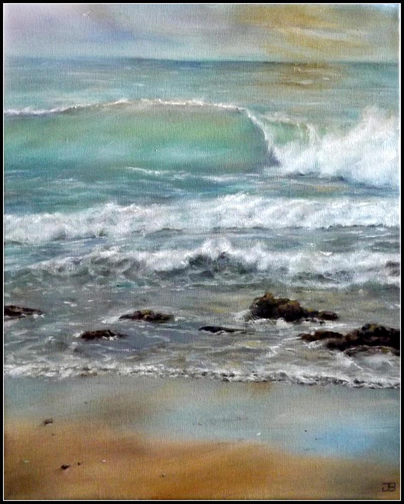 the wave 1 by jbillustration