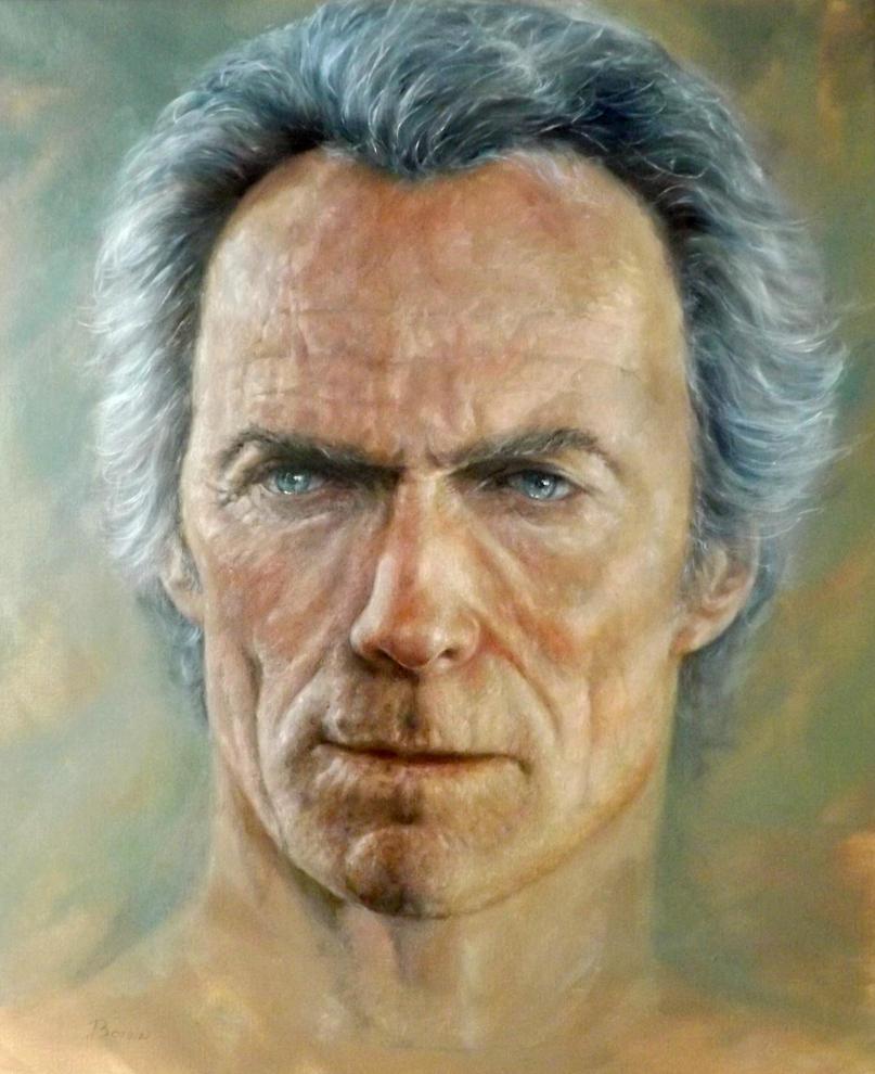 Monsieur Clint by jbillustration