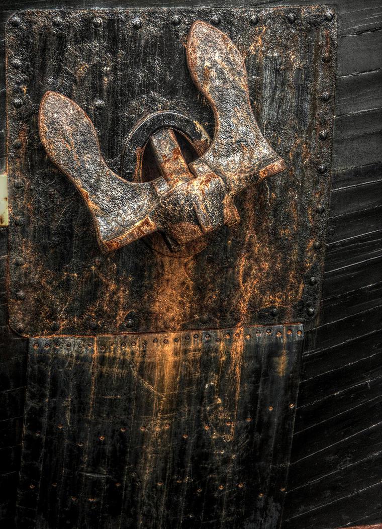 Rusted by Isyala