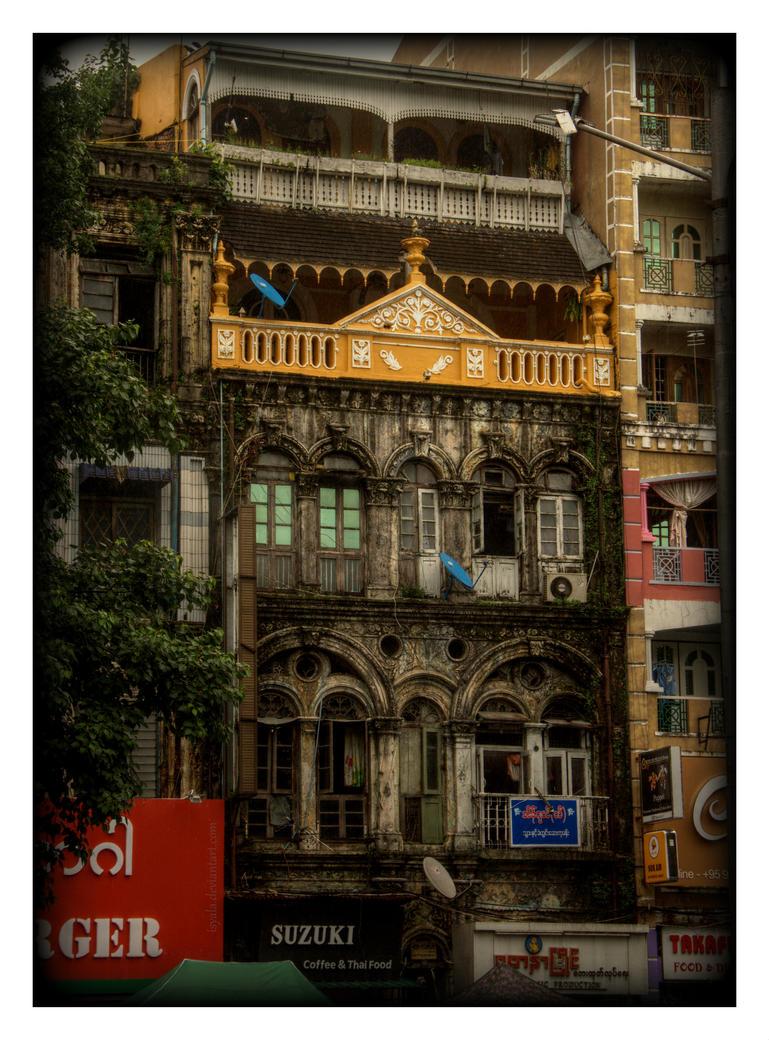 Mysteries of Yangon 2 by Isyala