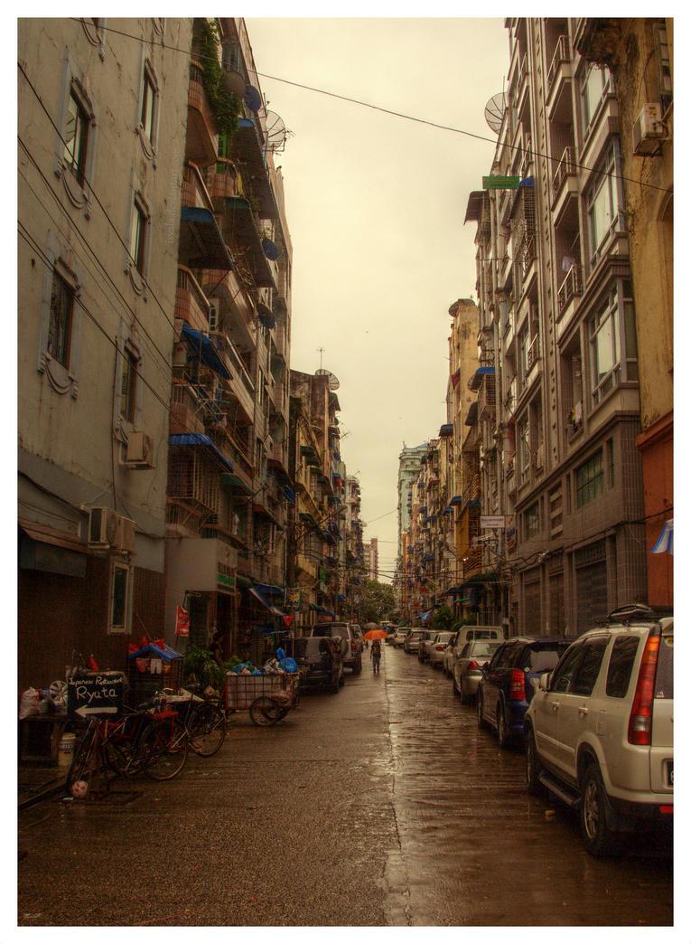 Mysteries of Yangon 3 by Isyala