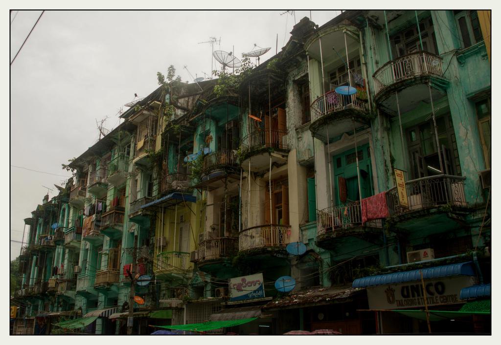 Mysteries of Yangon by Isyala