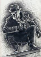 Rorschach by Chemartist