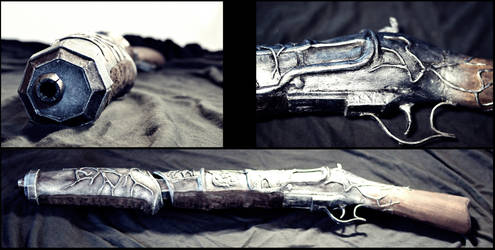 Hansel and Gretel: Witch Hunters - Hansel's Rifle