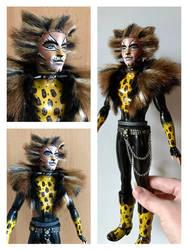 CATS Dolls - Rum Tum Tugger by BWCat