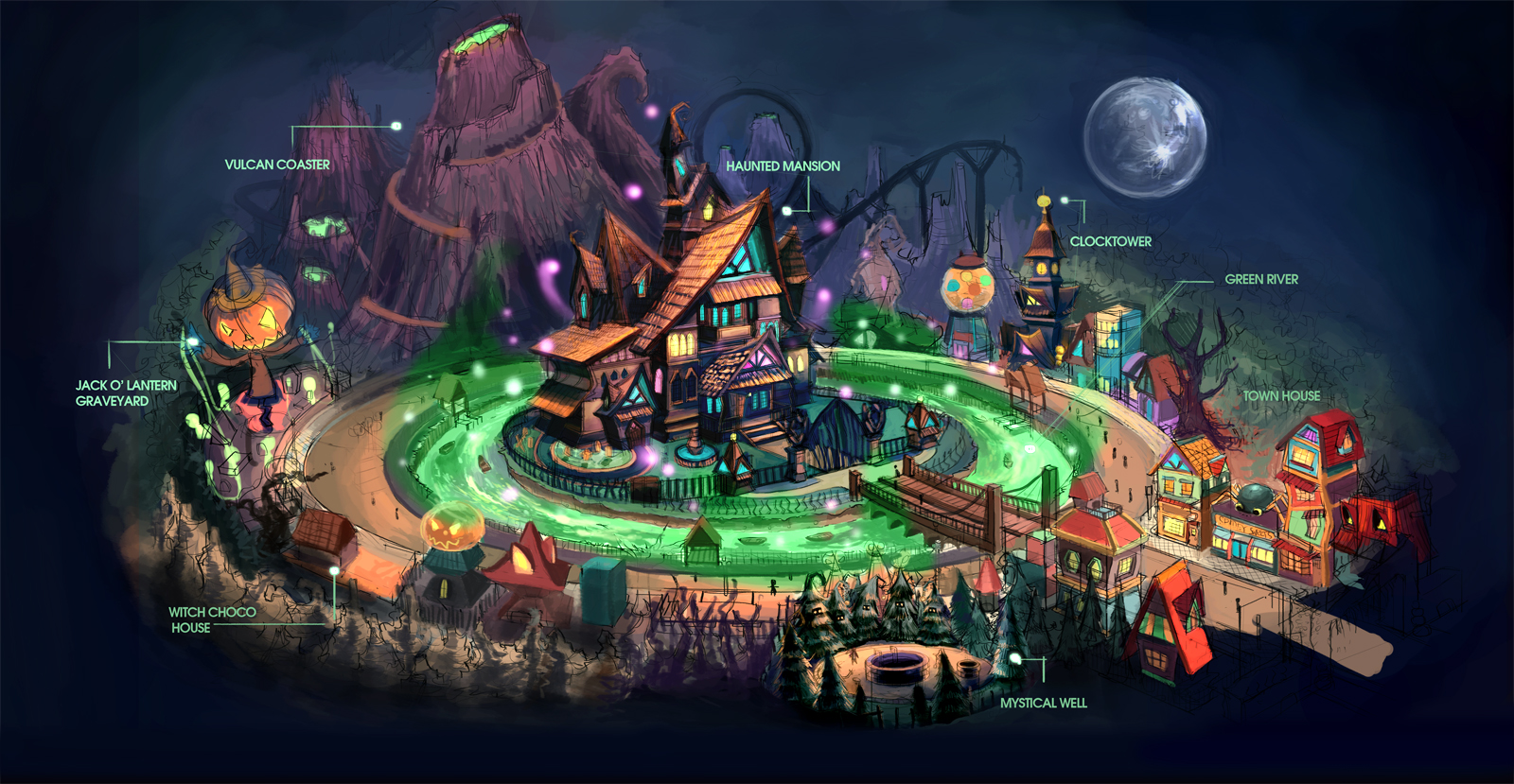halloween town Halloweentown high when marnie convinces the halloweentown council to send several teenagers to her high school in the mortal world, she even promises to give up her magic if any harm comes to them.
