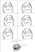 Rage Comic #3 U Mad Bro by RageMasterGuy