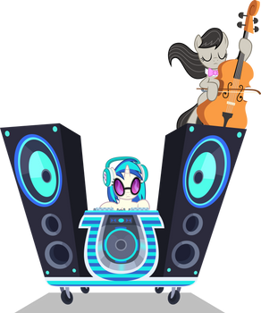 It's a normal day in Ponyville