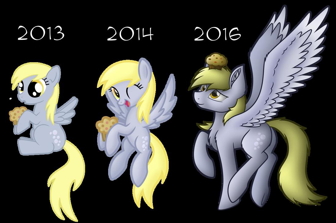 2013-2016 Vector comparison