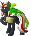 Fallout Equestria - Velvet Remedy and Pyrelight
