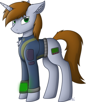 Fallout Equestria - Littlepip
