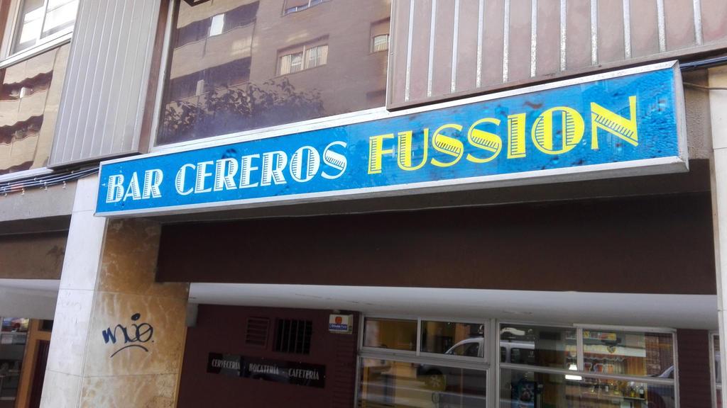 Rotulo caja de luz Bar Cereros Fussion by Elpsyon-Creative