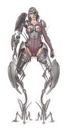 Cyborg 2.0 by GloomyWhisper