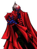 Magneto by AkrimStonefire