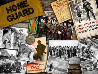 British Home Guard Tribute by TheGreyPatriot