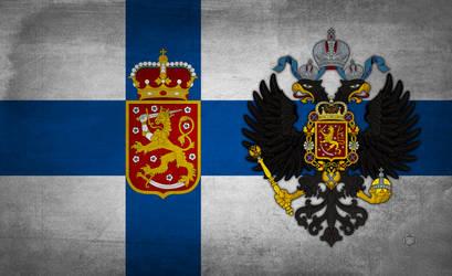 Grand Duchy Of Finland [Russia] by TheGreyPatriot