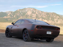 2010 Charger Concept rear by burningman