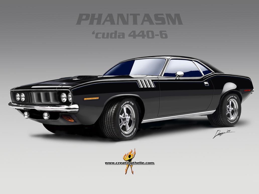 Phantasm Cuda by burningman