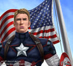 Happy Birthday, Steve Rogers!