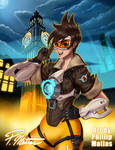 Tracer reporting for duty!