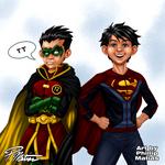 DC's Super Sons