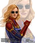 Hang Loose, Captain Marvel!