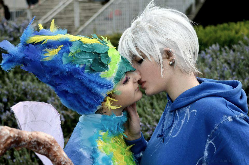Favori Jack Frost and Toothiana cosplay: Just a Kiss by FlamesOfOblivion  NM75