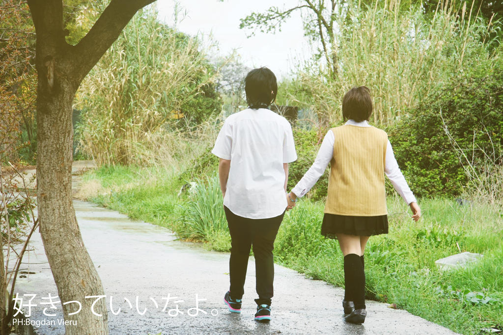 Love story (YamatoxMei) by FlamesOfOblivion